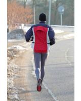 Die richtige Laufbekleidung ist im Winter das A und O.