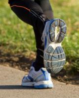 Jeder Läufer muss für sich den richtigen Laufstil entwickeln.