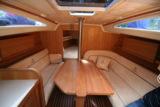 Inter-Yacht-West präsentiert die Scandinavia 27 Kielschwert.
