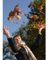 Mit guter Laune durch den Herbst – My JogStyle gibt Tipps! (Bild: © Shestakoff - Fotolia.com)