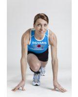 Die amtierende, zweifache Deutsche Marathon-Meisterin.