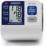 Das RX Classic II von Omron ermöglicht eine zuverlässige Blutdruckkontrolle für zu Hause.