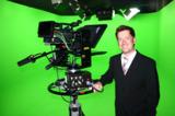 Produziert hochwertige HD-Videos im eigenen TV-Studio: Kay Zimmer von schuhplus.com