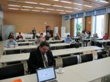 Zahlreiche Besucher haben sich zur Abschlussveranstaltung in der IHK zu Erfurt eingefunden.
