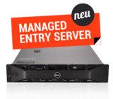 Der Managed Entry Server von InterNetX: Klein im Preis, stark in der Leistung und im Service.