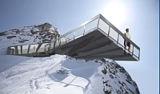 Skywalk am Kitzsteinhorn