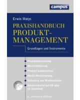 Auch zur 6. Auflage des Praxishandbuch Produktmanagement ist vom Autor ein e-Training verfügbar