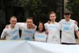 infuniq systems Team beim ersten Essener Firmenlauf 2011