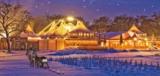 Unterhaltsame Weihnachtsfeiern im Zelt verspricht das TIPI am Kanzleramt. © Bild TIPI am Kanzleramt