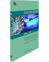 Das Handbuch EVENTLOCATIONS 2019 kann ab sofort kostenfrei bestellt werden.