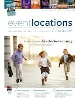 """Soeben erschienen: Ausgabe 2/2017 """"eventlocations magazin"""""""