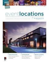 """Das neue """"eventlocations magazin"""" ist ab sofort erhältlich"""