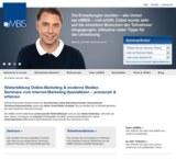 Die neue Website der eMBIS-GmbH setzt auf Persönlichkeit und einen Seminarfinder.