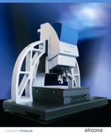 InfiniteFocus, optisches 3D Mikrokoordinatenmesssystem