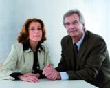 Abb.: Sabine Herold und Dr. Wolf-Dietrich Herold, Geschäftsführende Gesellschafter von DELO