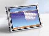 Abbildung: LCD mit Schutzglas