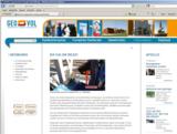 Mehr Service, erweitertes Informationsangebot, neue Optik: Die neue Homepage der GEOVOL Unterföhring