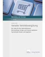 Gunther Wolf mit neuem Buch: Variable Vertriebsvergütung – Turbo für Sales Performance