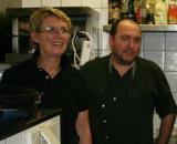 Beatrix Zumbühl und Jörg Tromsdorf, Gasthaus Lamm