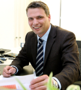 Frank Hummel, Experte für Solarstromanalagen aus Frickenhausen