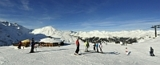 Das Naturhotel Tandler liegt inmitten des Skizentrums St. Jakob im Defereggental.