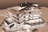 Die Lage des neuen Naturhotels in einem der ursprünglichsten Täler Tirols ist einmalig.