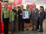 Qualitätssiegel für den Kammweg Erzgebirge-Vogtland verliehen
