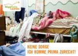 Studentenbude – keine Angst, ich komme prima zurecht (StippVisite Leipzig E-Card)