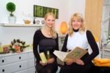 Suzan und Kerstin Schwanke (Foto: Steffen Adler)