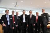 Referententeam der IT-Sicherheitsexperten freut sich schon auf den Austausch.