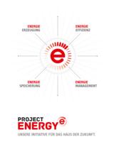 Project Energy: Systemlösungen für Energieerzeugung, -speicherung und -management in Gebäuden