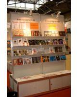 der Stand des Verlag Kern auf der Leipziger Buchmesse 2010