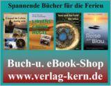 Bücher für die Ferien.
