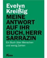 """""""Meine Antwort auf Ihr Buch, Herr Sarrazin"""" von Evelyn Kreißig"""