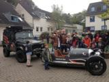 """""""Charity Run"""" durch England: 5.400 Euro für das Friedensdorf in Oberhausen gespendet"""