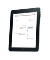 mySupport auf dem iPad: Einfach. Effizient. Mobil.