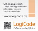 LogiCode - Einfach in Kontakt bleiben