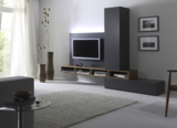 TV-Wohnkombination von Sudbrock