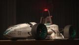 Im Rennwagen des Greenteam Stuttgart steckt ein Lade-/Entladewiderstand der Metallux AG