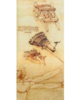 Leonardo da Vinci - Maler, Bildhauer, Architekt, Naturforscher, Mechaniker und Erfinder zugleich.