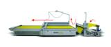 Automatische Textilbearbeitung direkt von der Rolle