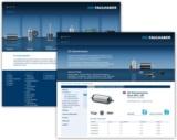 Der neue Produktselektor bietet einen bequemen Zugriff auf das umfangreiche FAULHABER-Portfolio