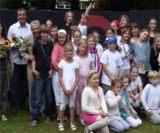 Kinder und Jugendliche aus dem LortzinClub