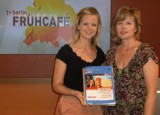 Ute Weißgerber-Knop zu Gast bei tv.berlin