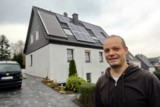 Praxistest Solarthermie: Thomas Funcke macht mit (Foto: co2online/Alois Müller)