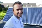 Praxistest Solarthermie: Carsten Mönkemeyer aus Wesel macht mit