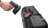Scannen der Q-Bag-Tags von Qantas mit SCANNDYgun