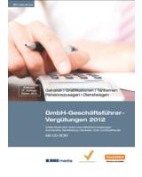 BBE-Gehaltsstudie 2012, 220 Seiten incl. CD