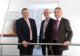 Gründer von HR marketplace: Roland Knorr, Dietmar Grigat und Thomas von Beyer-Stiepani (von links)