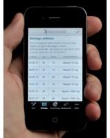 Kopfschmerzkalender für iPhone, iPad und iPod touch
